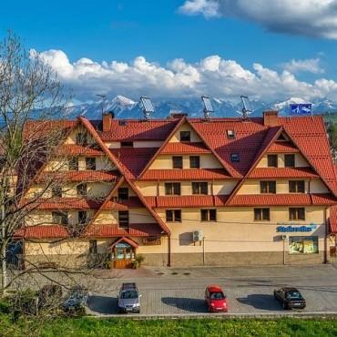Dom Wypoczynkowy STOKROTKA - Białka Tatrzańska